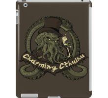 Charming Cthulhu iPad Case/Skin
