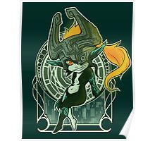 Midna's Mirror Poster
