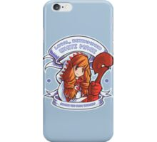 Loyal, Determined White Mage iPhone Case/Skin