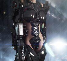 Wartech by CKImagery