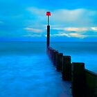 Seaside At Dawn Bournemouth by delros