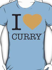 I ♥ CURRY T-Shirt