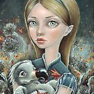 Alice and Dodo by tanyabond