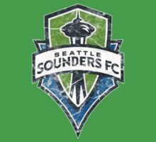 Seattle Sounders by davewear