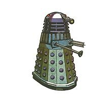 Dalek iphone case by razorcuts