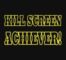 Kill Screen Achiever by BSRs