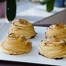 Mes préférées, Tartelettes aux pommes maison by 29Breizh33