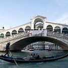 bridge in venice by milena boeva