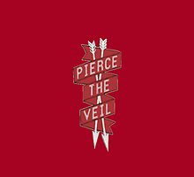 Pierce the Veil Phone Case by xPikaPowerx