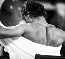 Rafa's Back by nadalnews