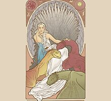 Mother of dragons by ElinJ