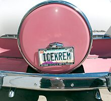 pink Cadillac  by milena boeva
