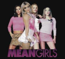 Brit-mean-girls by HELLACOOL