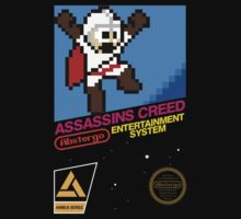 Assassin's Creed - NES by innercoma