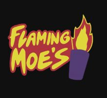 FLAMING MOE'S (the simpsons) by Ritchie 1