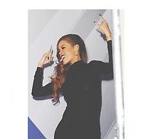 Rihanna by MZawesomechic