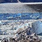 Panoramic glacier by zumi