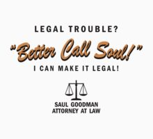 Better Call Saul by omadesign