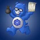 Gamer Bear by Tee NERD