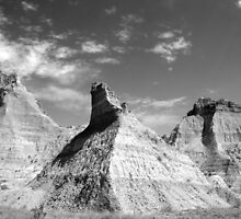 Badlands 3 by Clayton Lyon