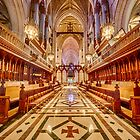 The National Cathedral by Ray Warren