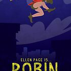 Coming Soon: Robin the Girl Wonder by avokes