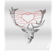 Lovely Deerie Poster