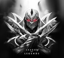 League of Legends - Zed by Marco Mitolo