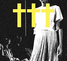 ††† (Crosses) - Yellow Variant by philipmena