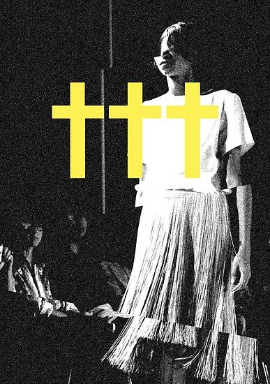 ††† (Crosses) - Yellow Variant by philipmena