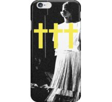 ††† (Crosses) - Yellow Variant iPhone Case/Skin