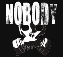 Nobody Logo  by Patrikadze