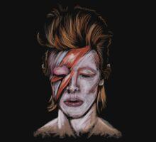 Bowie by Pablo Díaz