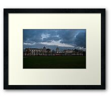 The Old Royal Naval College Framed Print