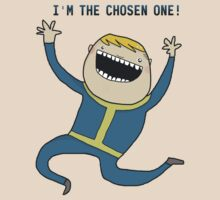 I'M THE CHOSEN ONE - Fallout by Foxygamer