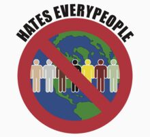 Hates Everypeople by Christian Byerly