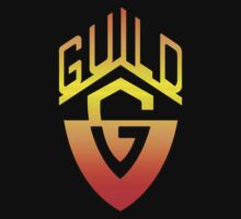 Wonderful Guild  Guitars decoration Clothing & Stickers by goodmusic