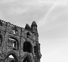 Whitby Abbey by Rachael Webster