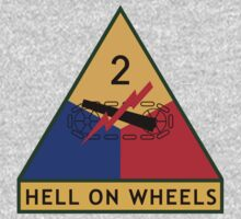 US 2nd Armored Division by cadellin