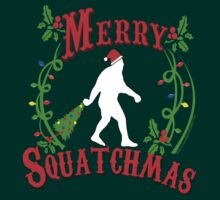 Merry Squatchmas by thebigfootstore