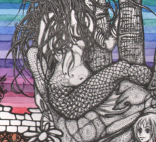 Mermaid Dream Sticker