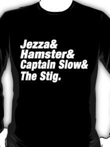 Top Gear UK T-Shirt