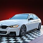 2013 BMW Series 5 Sedan by DaveKoontz