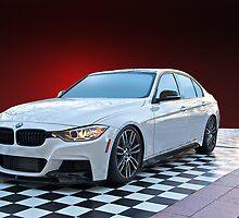 2013 BMW Series 5 Sedan by DaveKoontz