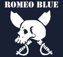 Romeo Blue v2 by kingUgo