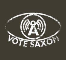 Vote Saxon by Danny Mills