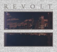 revolt Shirt NYC  by elmascc