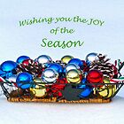 Wishing you Joy by Susan S. Kline