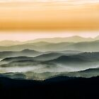 Blue Ridge Sunrise by Beth Mason
