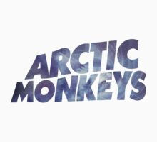 Arctic Monkeys Galaxy Logo by cbazoe